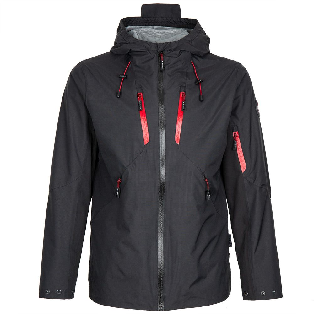 Men's Hooded Rainjacket