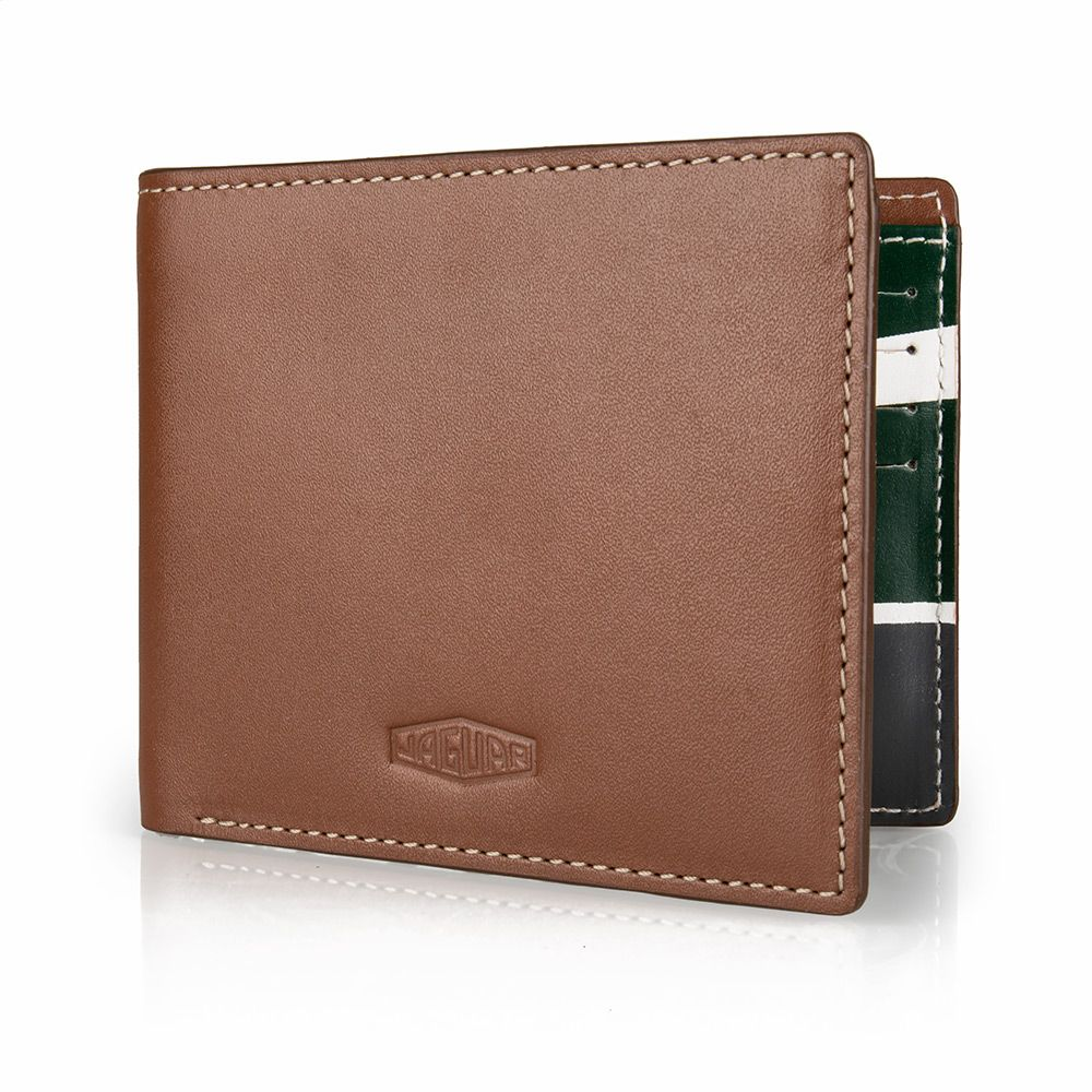 Heritage Dynamic Graphic Leather Wallet