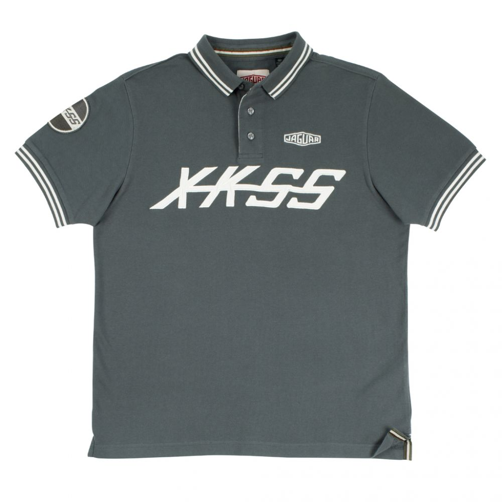 Men's Heritage Graphic  Polo Shirt