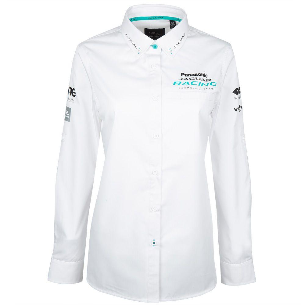 2019 Panasonic Jaguar Racing Women's Paddock Shirt