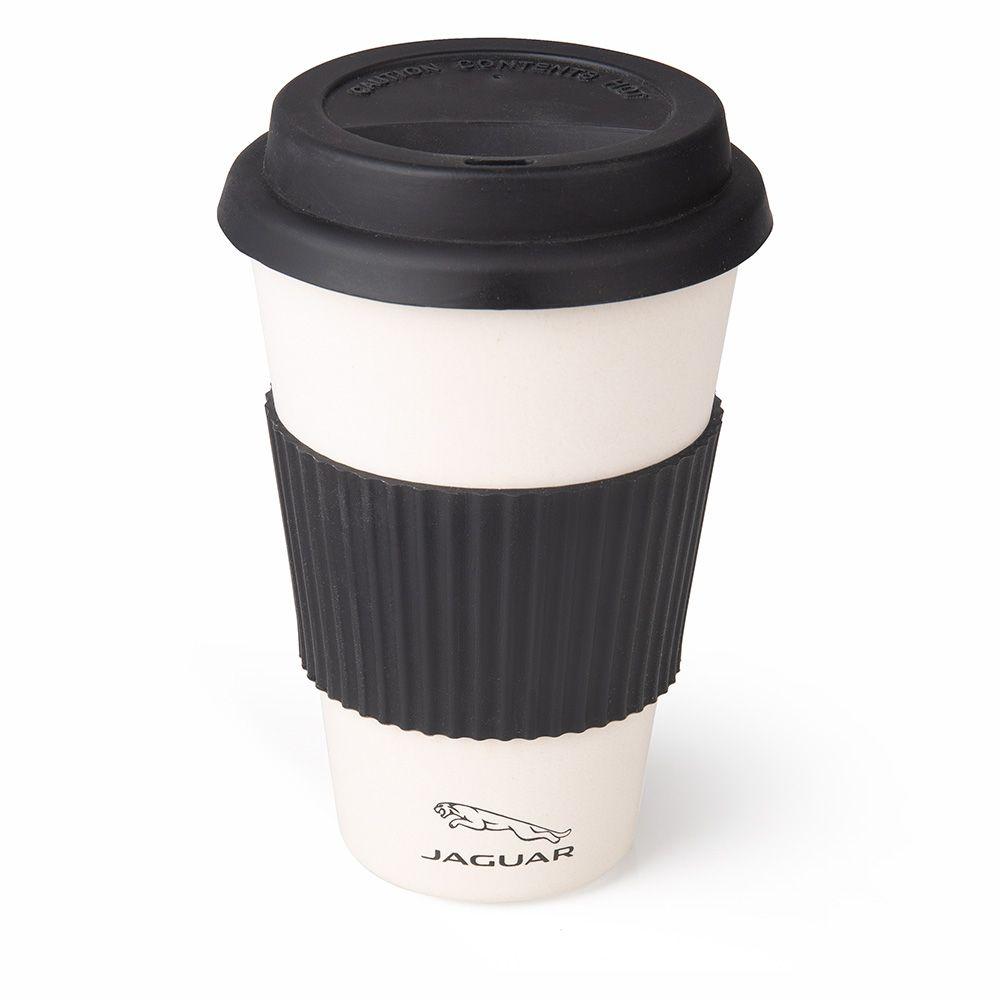 Jaguar Sustainable Bamboo Travel mug