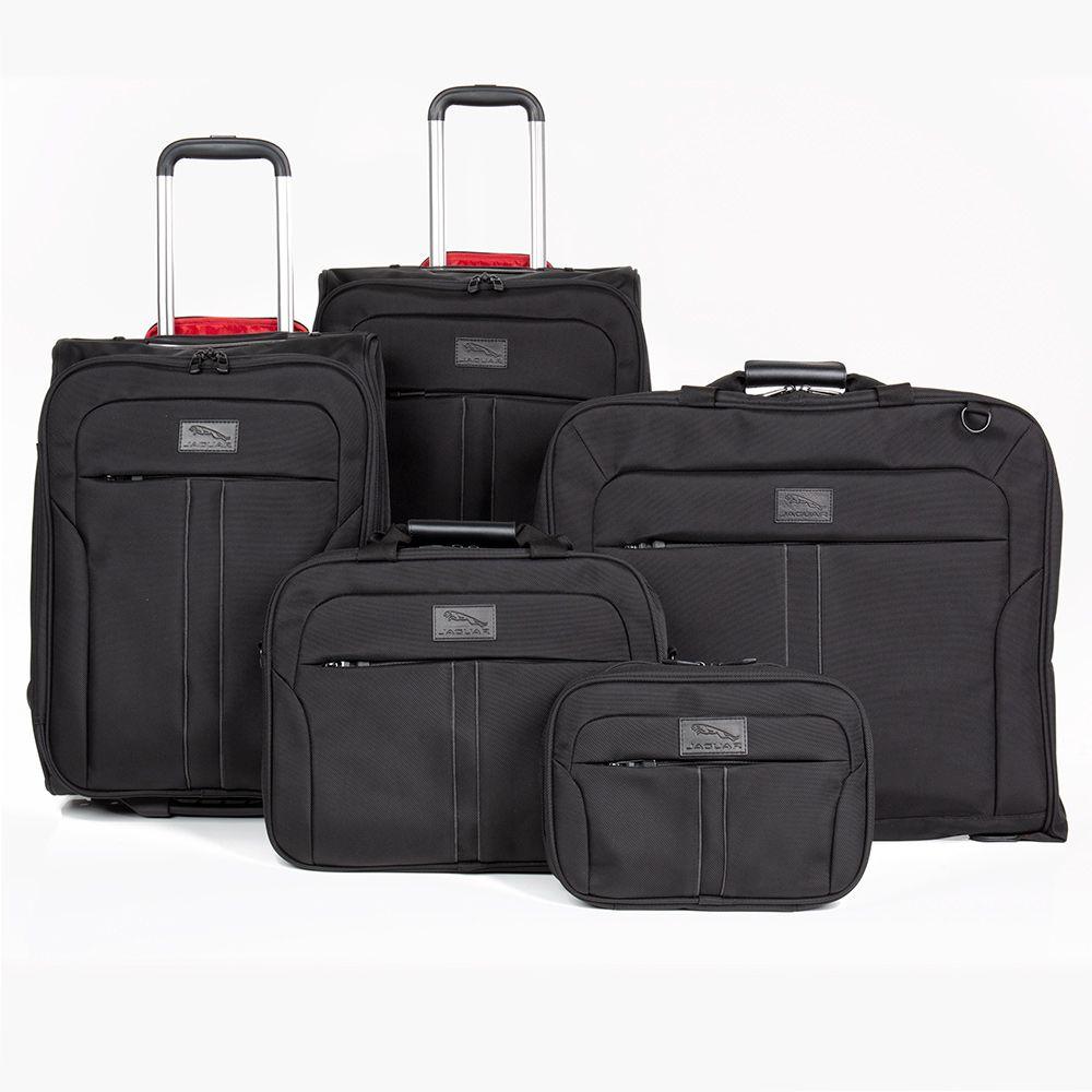 F-Type 5 Piece Luggage Set