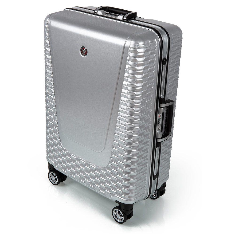 Jaguar Hard Case Medium Suitcase
