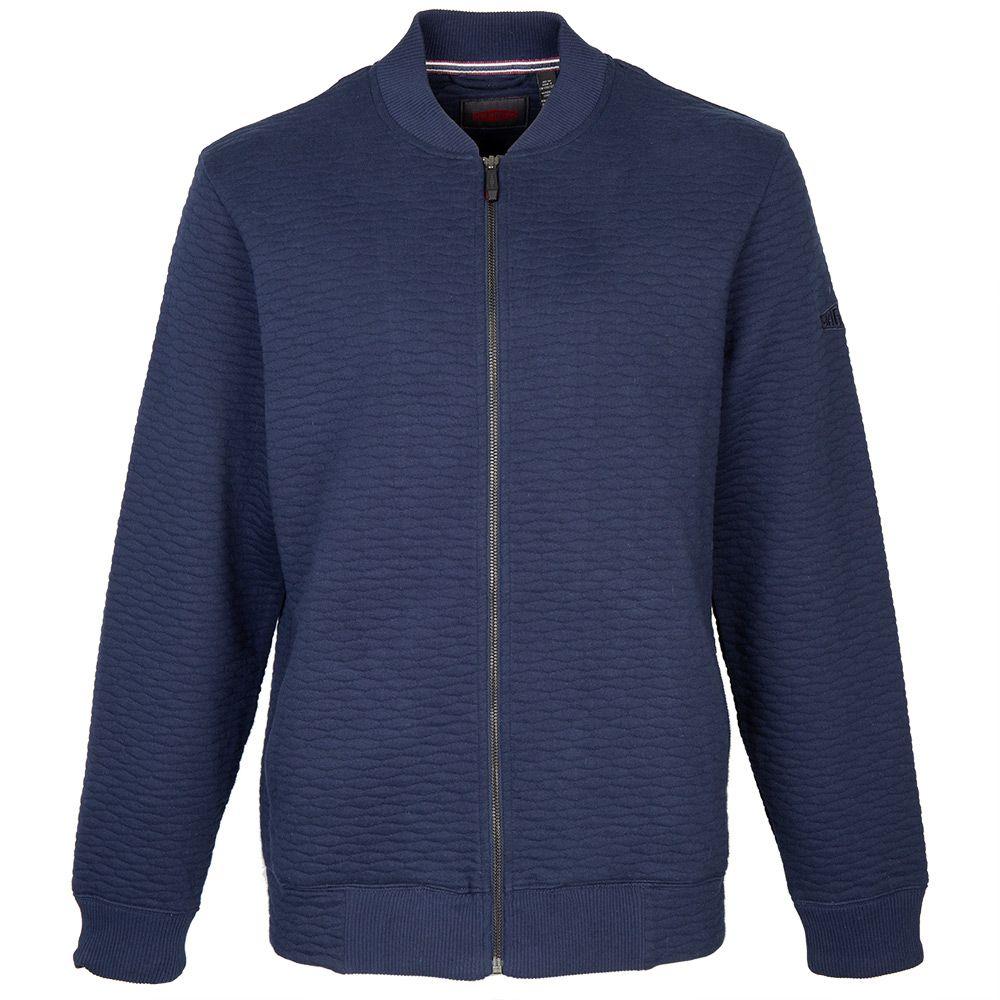 Men's Heritage Casual Zip Up Jacket