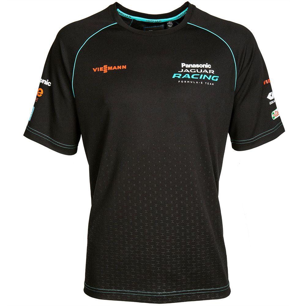 Unisex Panasonic Jaguar Racing Camiseta tipo Polo