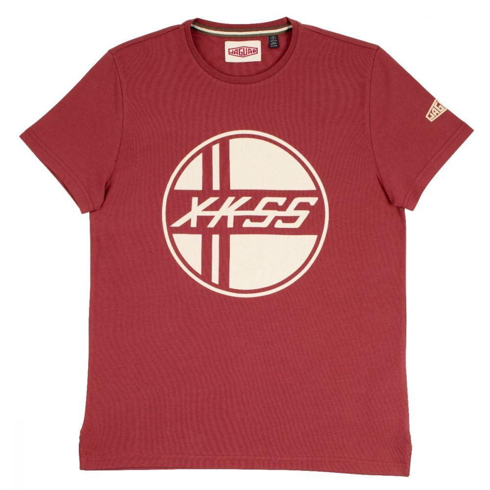 T-shirt XKSS Héritage pour homme - Rouge