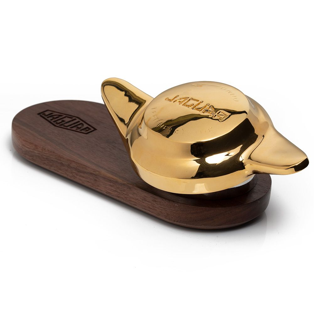 Gold Spinner Edición Limitada para el Jaguar E-TYPE